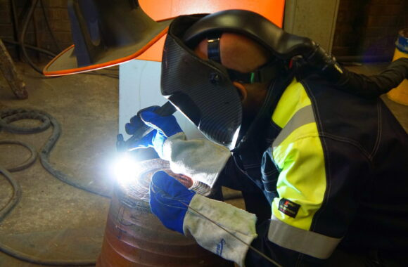 Processes-Welding & Protective Coatings